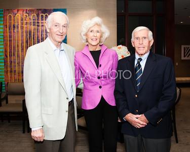 William & Gail Boyan, Henry Gorelick