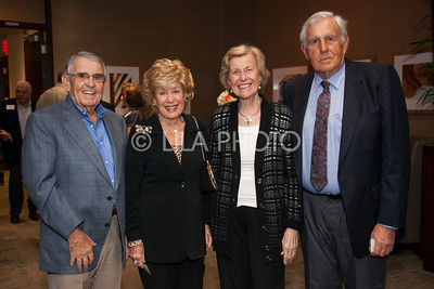 Charles & Nina Feilich, Sheila & Donald Leventhal