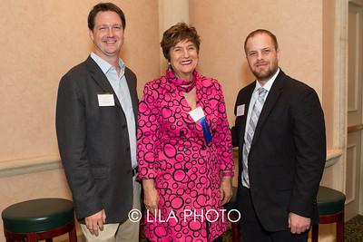 Dr. Damon Page, Anita Finley, Dr. Seth Tomchik
