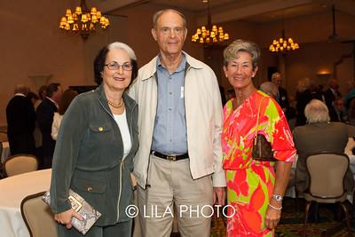 Rosemary Gensler, Dr. Stanley Gensler, Mary Church