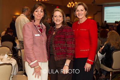 Sue Fairchild, Barbara Noble, Kathy Strother
