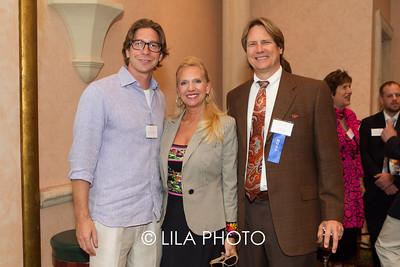 Dr. Gavin Rombaugh, Linda & Ken Koldenhoven