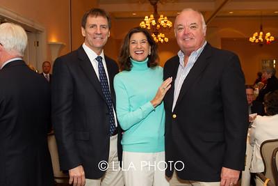 Dr. Ron Davis, Bonnie & Jay Carpenter