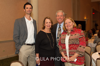 Dr. Brock Grill, Tenna Wiles, Ted & Marie Deckert