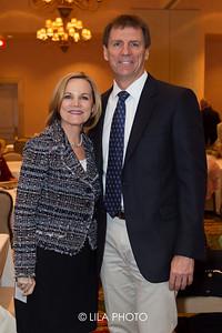 Suzanne Holmes, Dr. Ron Davis