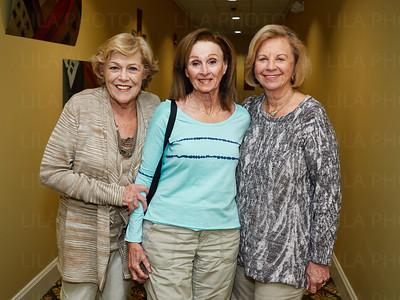 Ruth Zalacky, Myrna Menler, Barbara Goodman