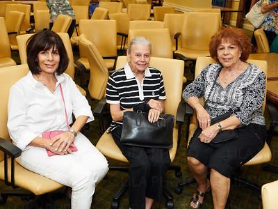 Rosemary Mirenda, Phyllis Pohl, Mara Gordon