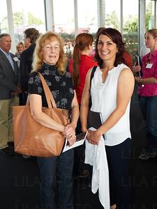Carol Gillis, Dr. Sarah Puchalski