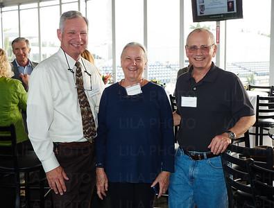 Michael O'Dell, Karen Long Dwight, Glen Fleischer