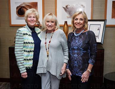 Mimi Bergel, Joan Isaacson, Marian Wiseman