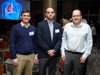 Dr. Matthew Pipkin, Dr. Joe Kissil, Dr. Christoph Rader