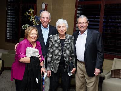 Irene Miller, Bill & Lila Silver, Joel Miller