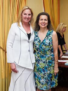 Dr. Laura Neidernhofer, Liska Langston