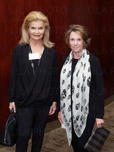 Karen Fisher, Judy Small