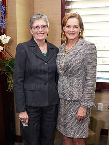Nancy Reierson, Kathy Strother