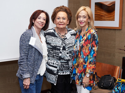 Diane Silverhart, Lucille Hart, Eileen Green