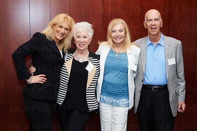 Sharon Efron, Mrs. Rosenblade, Nancy  Hart, Dr. Rosenblade