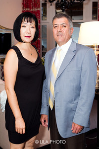 Yoko & Mikhall Berman