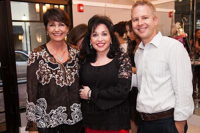 Tammy Duke, Fonda Lee, Dr. Mike Connor
