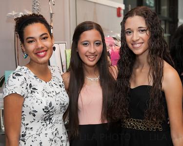 Rebekah Vaughan, Bethany Enriquez, Kimberly Smith