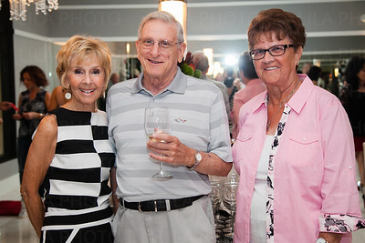 Mary & Jerry Santucci, Kathleen Cohen