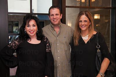 Fonda Lee, Matt & Stacy Granat
