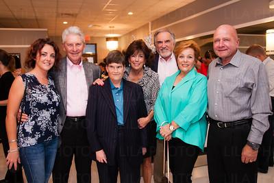 Christina Grande, Harold Wilkinson III, Harold Wilkinson IV, Jill Wilkinson, Dr. Roy Smith, Ronnie & Ira Levine