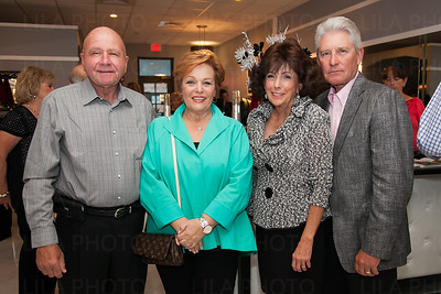 Ira & Ronnie Levine, Jill & Harold Wilkinson