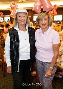 Gilda Glasser and Ruth Karlin