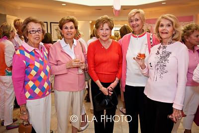 Jeanette Spire, Mariel Saltzman, Diana Zins, Joan Barovick and Jayne Cohan