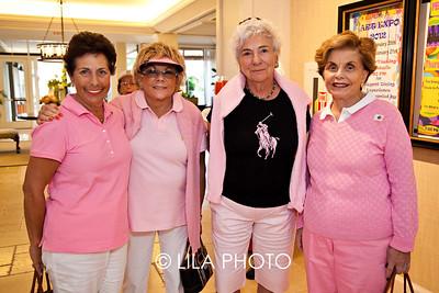 Lila Silver, Carol Corwin, Michele Koff & Rosalind Budkofsky
