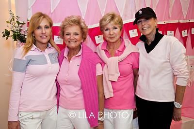 Susan Shaw, Penni Weinberg, Jan Stein and Barbara Benerofe