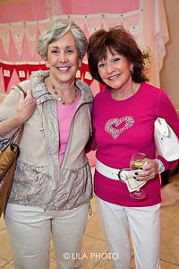 Evelyn Taback and Carol Fleisher