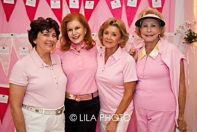 Barbara Wiener, Carol Goldstein, Betsy Bernstein, Norma Sirott