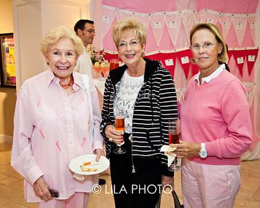 Joy Hecht, Mimi Rieder and Barbara First