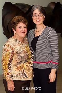 Anita Seideman, Louise Cross