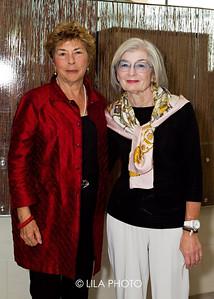 Leanna Landsmann, Barbara Mines