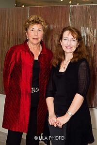 Leanna Landsmann, Dr. Laura Bohn