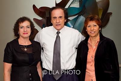 Mariella Fernandez, Dr. Silvio Arango - Jaramillo, Dr. Maria Yolanda Ramirez