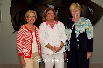 Anne Stanfield, Carla Cove, Ellen Tansey