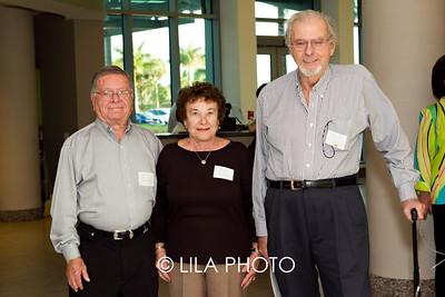 Barnett Singer, Gloria Gottsegen, Warren Lloyd Holtzman