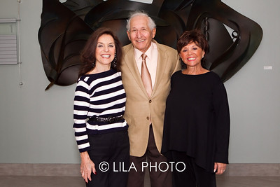 Phyllis Polsky, Dr. Norman Atkin, Lucille Frand