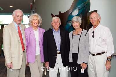 William and Gail Boyan, Henry and Marion Gorelick, Joel Leavitt