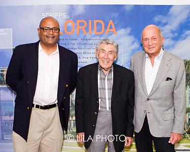 Charles Davis, Dr. Ed Steinberg, Dan Abraham