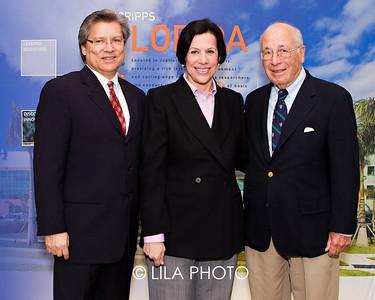 Dr. William Kaye, Judy & Dr. J. John Goodman