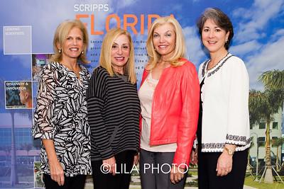 Barbara Sidel, Joanne Warshauer Pinciss, Nancy Hart, Louise Cross