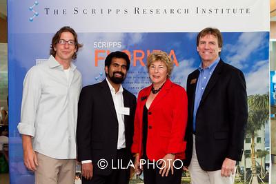 Gavin Rumbaugh Ph.D, Sathya Puthanveettil, Ph.D., Leanna Landsmann, Ron Davis