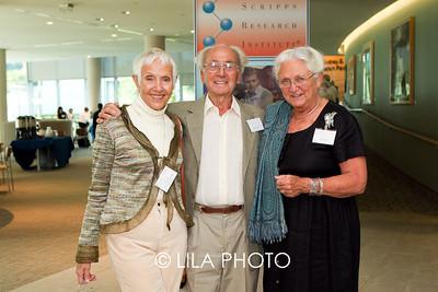 Sue Fine, Alfredo & Tracy Siani