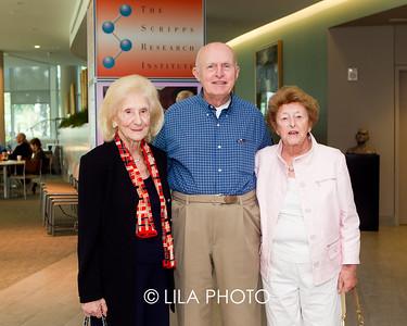 Rose Marie Morton, Doug & Geri Reniger