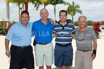 Stan Geist, Jack Robbins, Jason Robbins, Allan Cohen